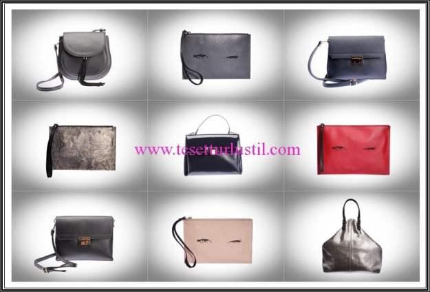 İnci Deri 2016 çanta modelleri