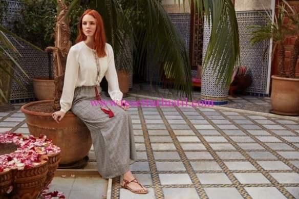 bc3eecd301a11 Kayra Giyim 2016 İlkbahar/Yaz Tesettür Giyim Koleksiyonu ...