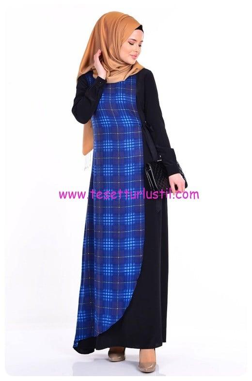 sefamerve-saks-tesettur-elbise-35 TL