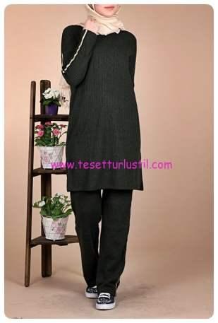 tesettür-triko-takım-siyah-kiraz-giyim-75 TL