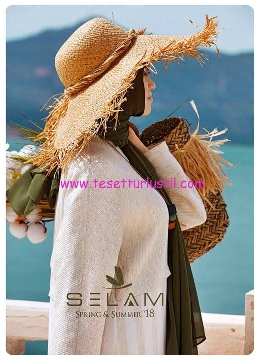selam giyim 2018 ilkbahar yaz koleksiyonu