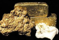 Nevsun will undergo a successful transition from a gold miner to a copper miner in mid-2013