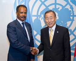 Credibility and Integrity are something the UN need to earn from Eritrea