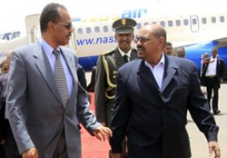 President Afwerki heading to Sudan to take part in the 7th Tourism and Shopping Festival