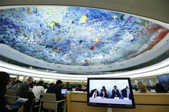 """The UN Human Rights Council (HRC) voted a resolution sponsored by worst Human Right violator Somalia to set up a commission of inquiry into Eritrea. Since they perfectly aware that HRC cannot order sanctions or maintain existing ones nor refer to the ICC, their ultimate goal is to achieve their long held dream of seeing """"revolution"""" in Eritrea. According to BBC, each time such a commission does its year long research and findings followed by coordinated public """"naming and shaming"""", governments normally fall or spur towards change. We will see about that!"""