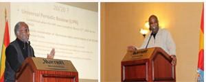Dr. Tesfay Aradom and Prof. Ghidewon Abay Asmerom