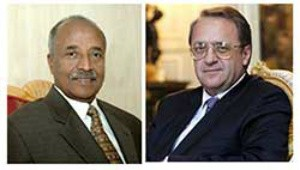 Eritrea FM meets Russian Deputy FM in Moscow, delivers message from President Isaias to President Putin