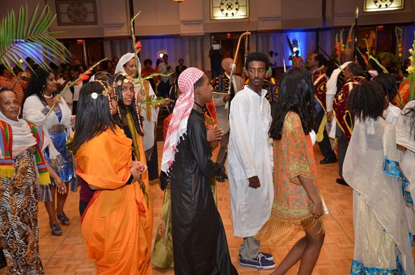 Showcasing Eritrean Unity and Diversity in colors - Festival Eritrea in Washington D.C.