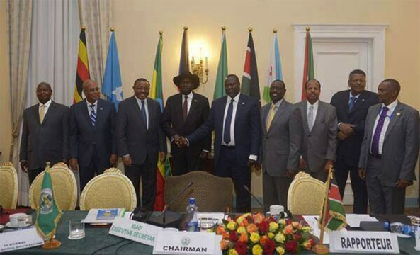 Waring South Sudan Leaders have lost both their voice in the IGAD led Peace talk and a control over their respective armies due to multiple violation of the ceasfire agreement. Frustrated by the lack of willingness from S. Sudan waring parties, the AU body is now set to slap both camps with targeted multilateral sanctions. But does that help help to bring peace?
