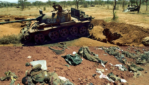 The current Ethiopian regime must put an end to its threat of war or the war will put an end to its existence