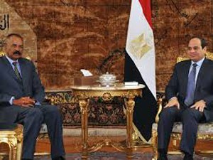 Eritrean-Egyptian ties to get a boost in the economic, social, political and diplomatic domains
