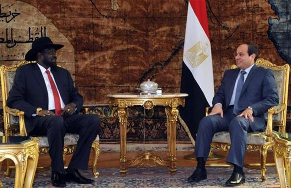 South Sudan, Egypt Ink $26 Million in Bilateral Deals