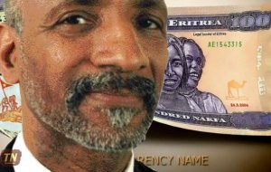 Clarence Holbert's finest moment as a bank-note designer was also his last: The Eritrean Nakfa project