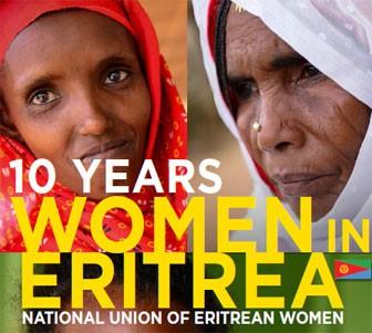 National Union of Eritrean Women 10 Year Report
