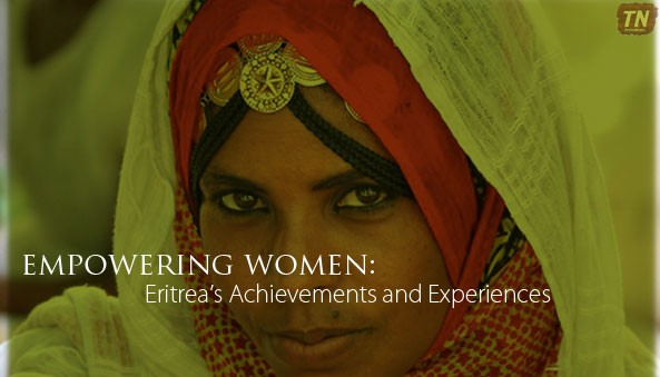 """A UN Side Event on """"Empowering Women: Eritrea's Achievements and Experiences"""" to be Held"""