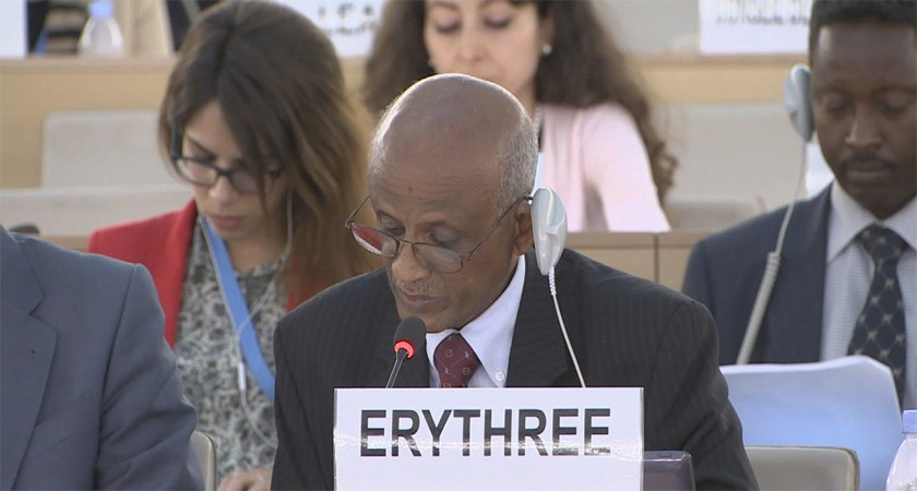 """UNHRC: Statement of Eritrea's Delegation on the """"Commission's Report"""""""