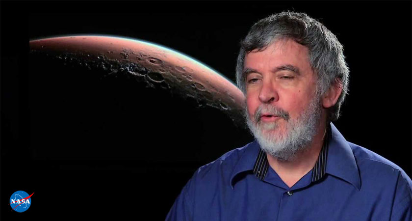 Paul Mahaffy - A top U.S. scientist involved with space exploration was raised in Eritrea, East Africa