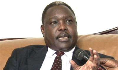 Cabinet Affairs Minister Martin Elia called for IGAD mediation team to reconstituted