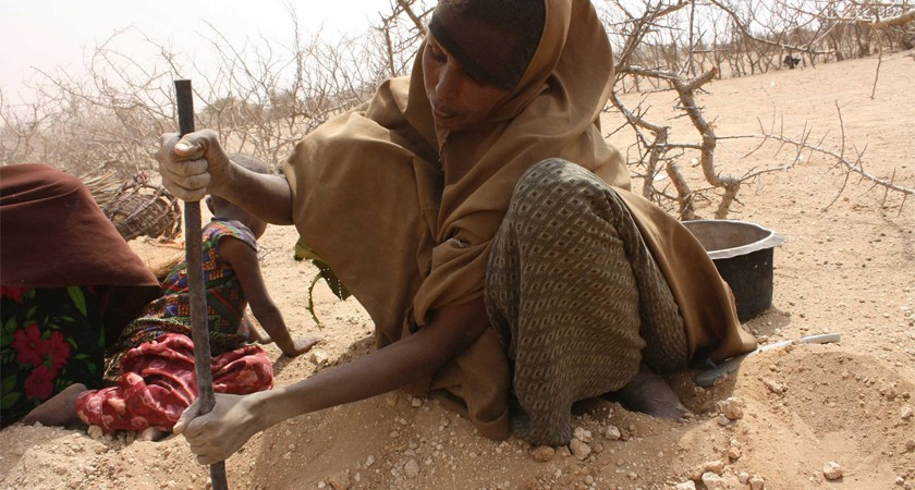 Number of Ethiopians Needing Food Aid Surges to 4.5 million