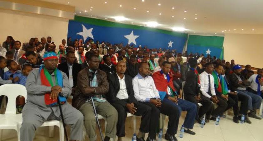 Ethiopia: ONLF's 31st Anniversary Celebrated
