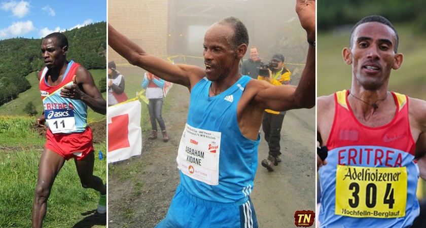Abraham Kidane Wins Austrian Mountain Running