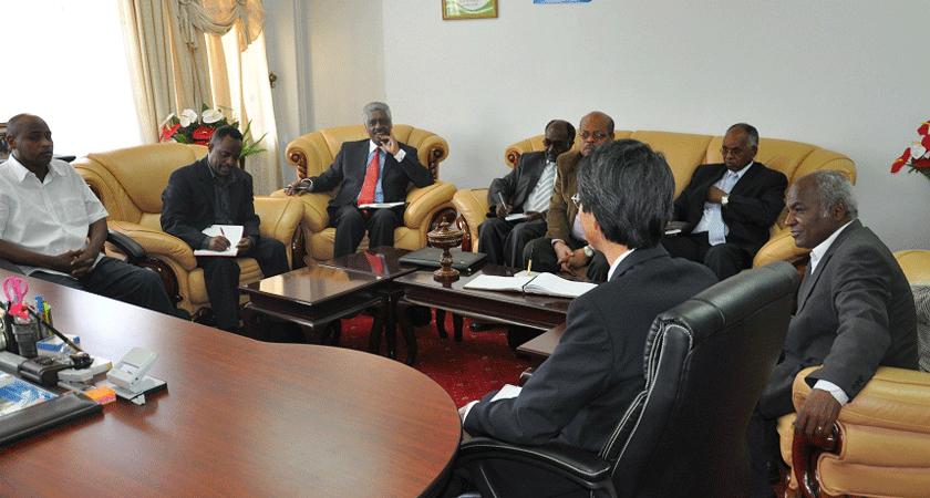 Eritrea Hires 35 Kenyan Lecturers