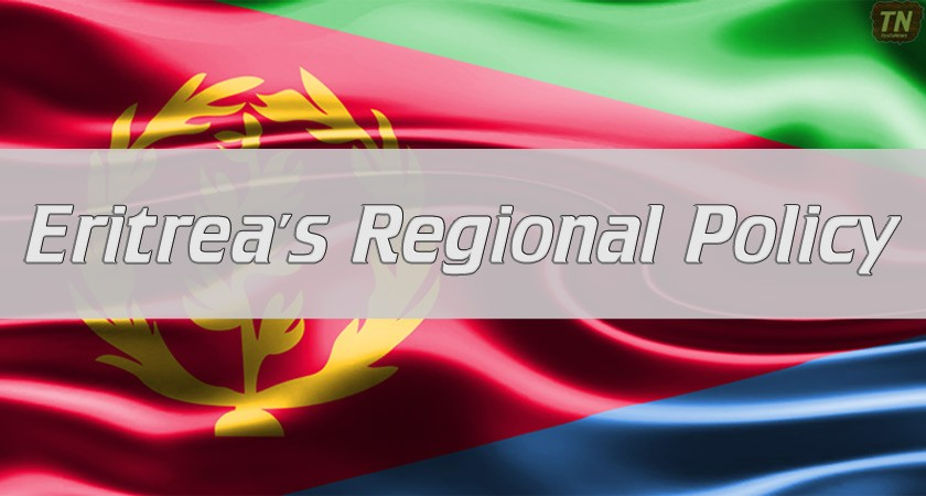 The Pillars of Eritrea's Regional Policy (II)