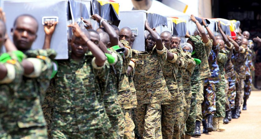 Ugandan Soldiers in Somalia not Paid for Nine Months