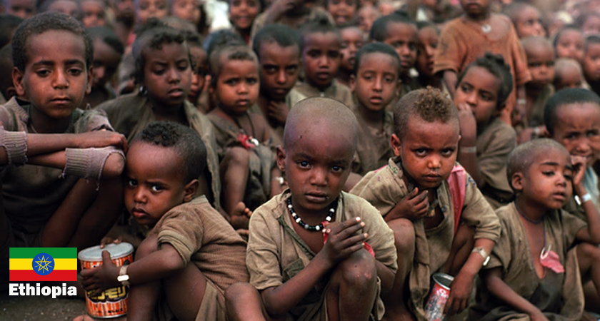 Can the Ethiopian Government Stop Famine this Time?