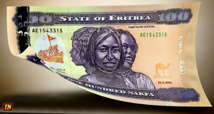 Eritrean currency exchange