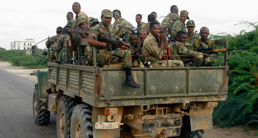 Kenya Deploys Army to Guard Border after Ethiopia Invades