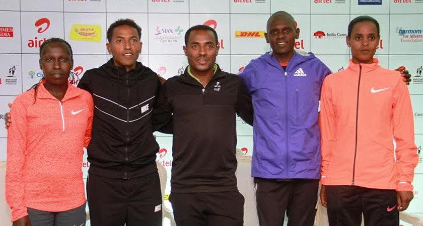 Half Marathon WR Holder Zersenay Tadese Looking to Best Own Record