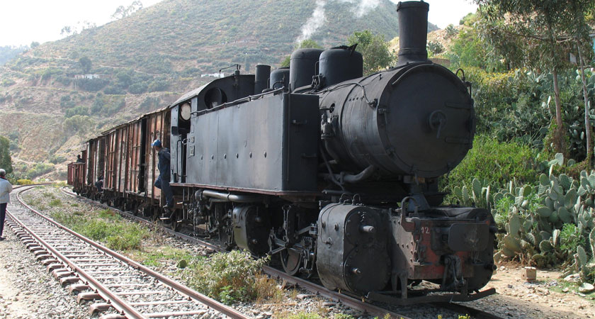 Eritrean Railway: Revealing Mesmerizing Beauty of Eritrea's Landscape