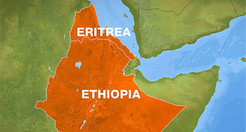 Confused Ethiopia Blames Eritrea for Security Crisis in the Country (Update)