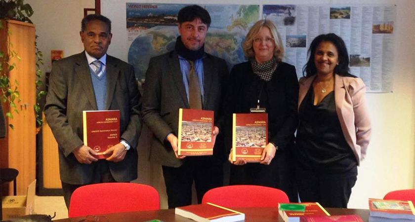 UNESCO Receives Asmara World Heritage Status Application