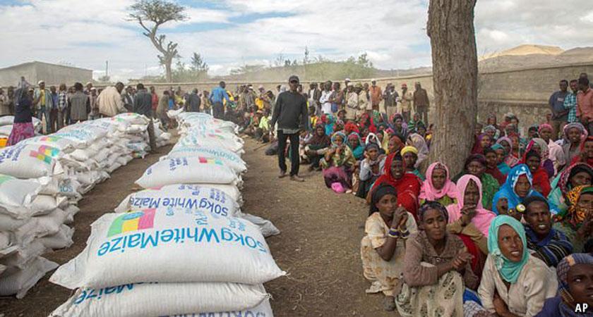 Ethiopian Babies Starve, Regime Feeds Lobby Firm $150,000 Per Month