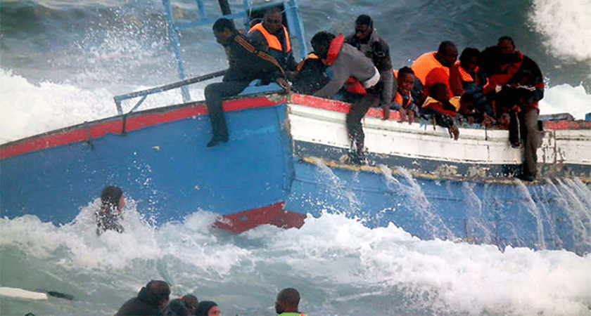 Boat with 400 Ethiopia and Somalia Migrants Capsized