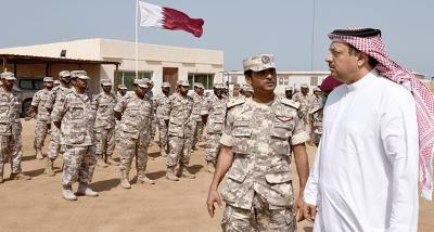 Qatar_peacekeeping_Djibouti