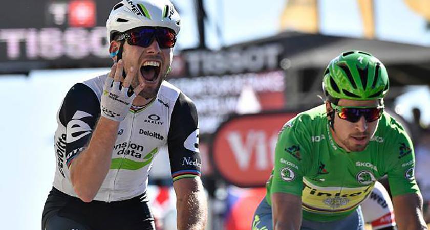 Tour de France #14: Cavendish Sprints to His 30th Career Tour Win