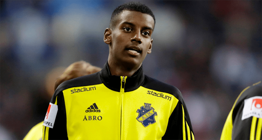 Liverpool Enter the Race to Sign Alexander Isak