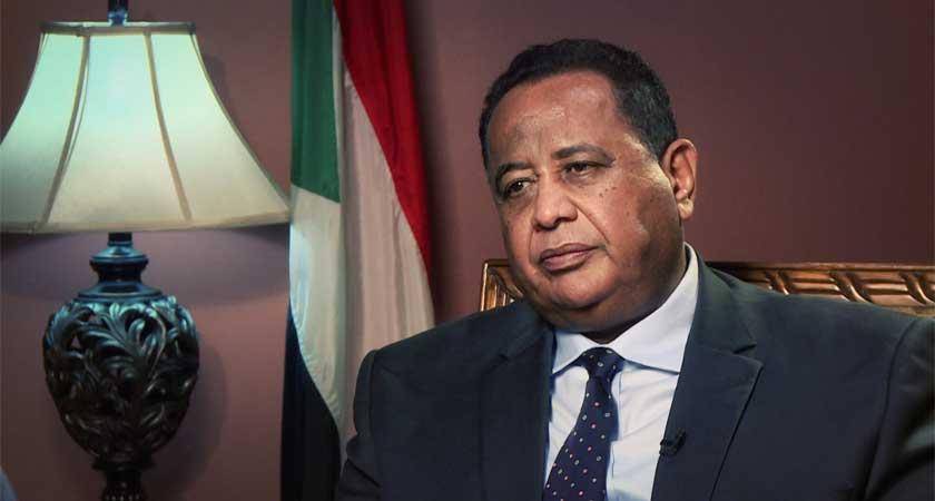 Sudan's President Omar al-Bashir fired Foreign Minister Ibrahim Ghandour