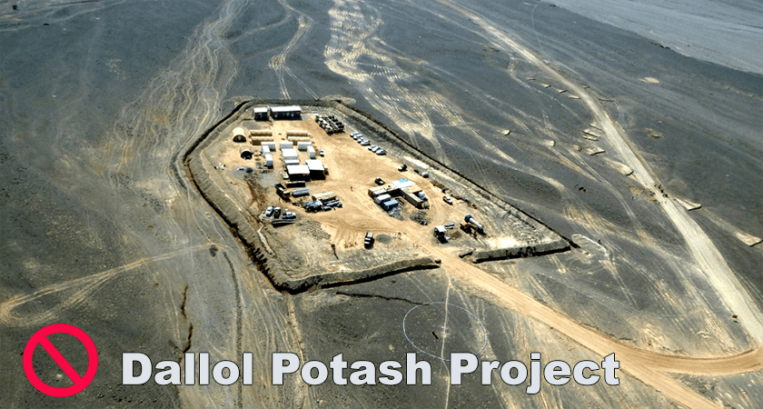 Israel Chemicals Quits Potash Project in Ethiopia