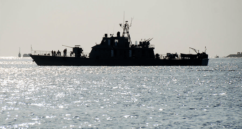 Iranian Warships Deployed Off Yemen Coast after US Bombed Houthi Targets