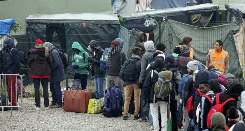 Ethiopian Oromos Now Face Eviction from Calais