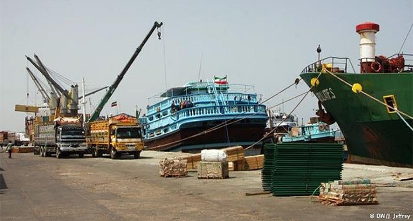 somaliland Berbera Port