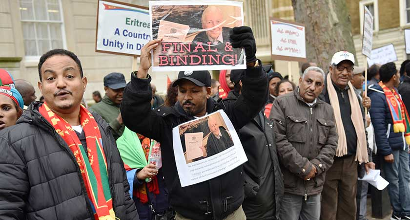 Africa This Week: Eritrea Fighting UN Sanctions