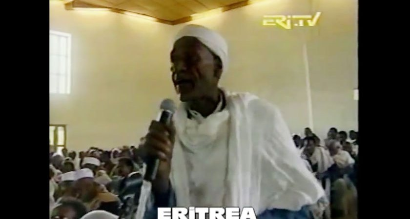 Sheikh Siraj Mohamed's Skillful Dialogue at a Town Hall Meeting with President Isaias