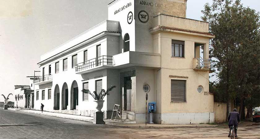 world heritage committee inscribed asmara as unesco world