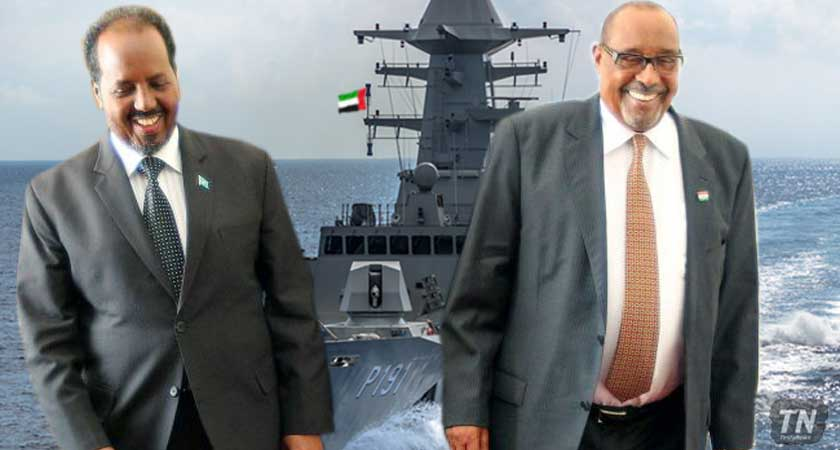 Somaliland 's uncertain military base deal with UAE
