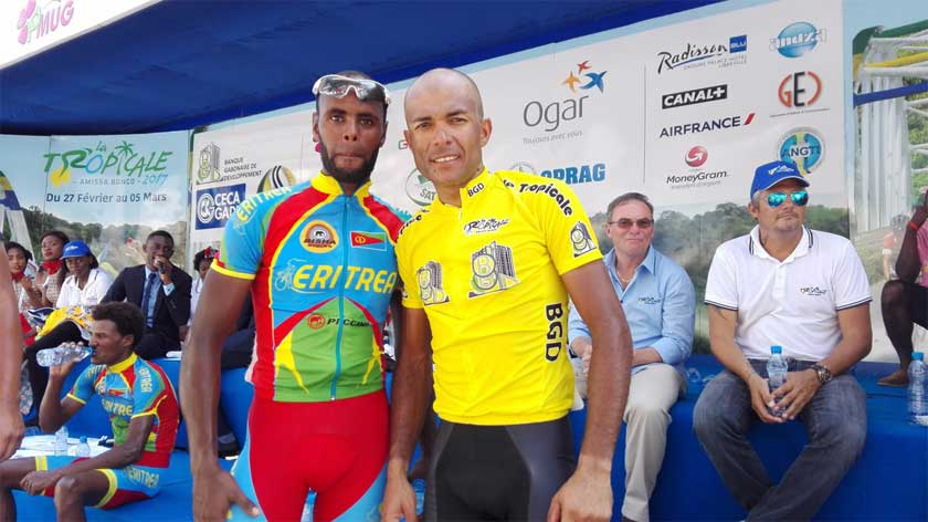 The 7th and final stage of the Tropical Amissa Bongo ended with the victory of Meron Abraham.